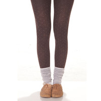 polka dotted - the footless tights