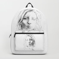 What if I was right? Backpack by edrawings38