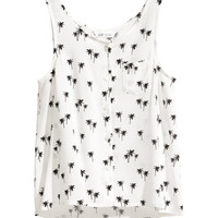 H&M Sleeveless Top $14.99