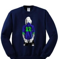 Marilyn Monroe Seahawks Sweatshirt Sports Clothing