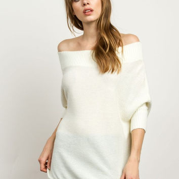 OTS Ribbed Sweater