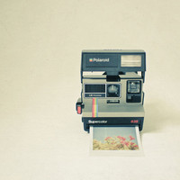 20 OFF Instant Dreams  Polaroid camera photograph by LolasRoom