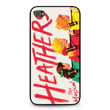 HEATHERS BROADWAY MUSICAL ART iPhone 4 | 4S Case