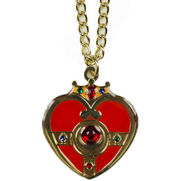 COSMIC HEART NECKLACE
