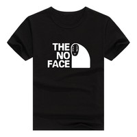 Spirited Away No-Face T-shirt Women's