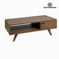 Coffee table 2 drawers - Ellegance Collection by Craften Wood