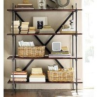 Benchwright Bookcase | Pottery Barn
