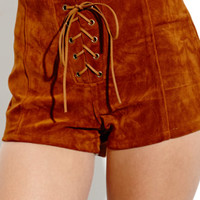 MinkPink Boot Scooting Shorts at PacSun.com