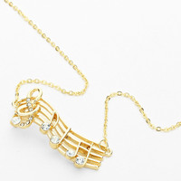 Music Note Necklaces