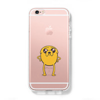 Adventure Time Jake iPhone 6 Case iPhone 6s Plus Case Galaxy S6 Edge Case C132