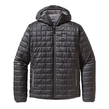 Patagonia Men's Nano Puff® Hoody | Camp Green