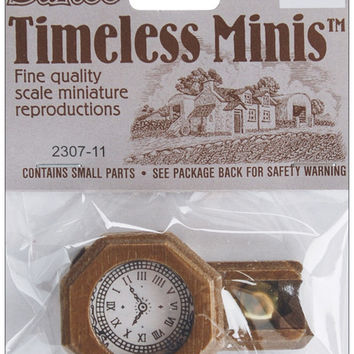 timeless miniatures-pendulum wall clock