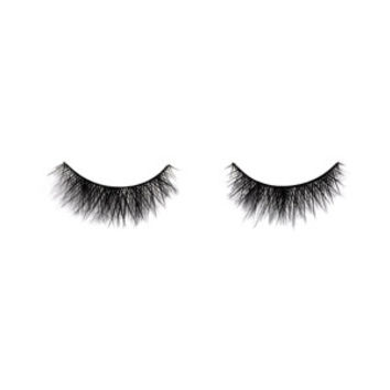 BLACK VELVET FEATHER FALSE EYELASHES