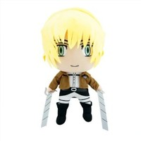 "12"" Attack on Titan Armin Arlert Stuffed Plush Doll"