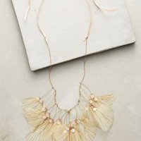 Derya Aksoy Longwing Necklace in Green Motif Size: One Size Necklaces