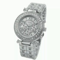 Women Geneva Rhinestone Quartz Fashion Wrist Watch Bracelet Timepiece