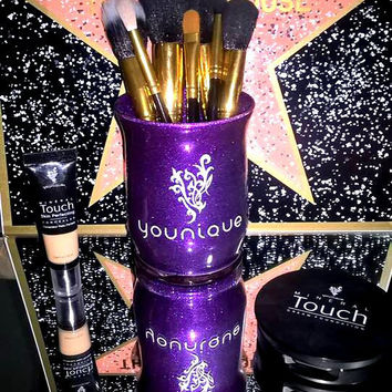 Younique Makeup Brush Holder - YOU CUSTOMIZE!