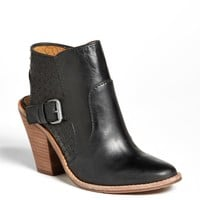 DV By Dolce Vita DV by Dolce Vita 'Calin' Open Back Leather Bootie (Nordstrom Exclusive) | Nordstrom Rack
