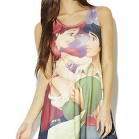 Little Mermaid Sublimated Dress | Wet Seal