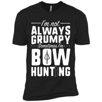 always Grumpy - Bow Hunting T-Shirt