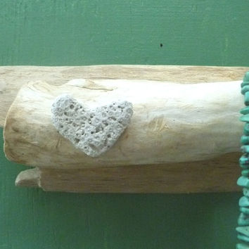 Jewelry Display, Driftwood Sculpture,  Jewelry Rack, Wooden Holder,  Art Shows, Beach Wood, Retail, Necklace Stand, Bleached Wood