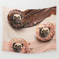 Pugs Succulent Donuts by L  O  S  T  A  N  A  W