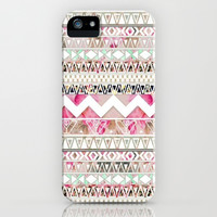 Cute Aztec iPhone Case iPhone & iPod Case by PinkBerryPatterns