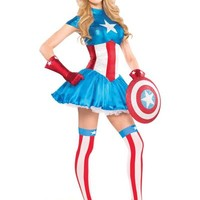 Adult American Dream Costume- Party City