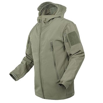 TAD Brand Jacket V4.0 Military Tactical Men Jacket Lurker Shark Skin Soft Shell Waterproof Windproof Men windbreaker Jacket Coat