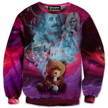 Stoned Ted Crewneck