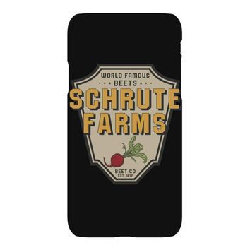 World Famous Beets Schrute Farms iPhoneX