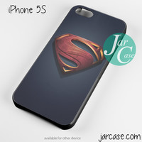 man of steel suit Phone case for iPhone 4/4s/5/5c/5s/6/6 plus