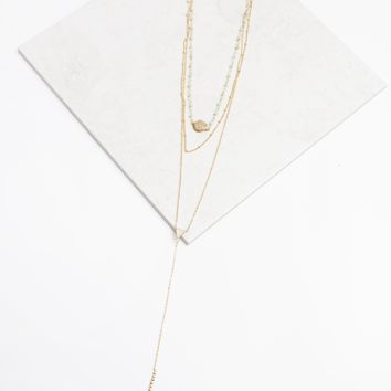 On the Run Necklace