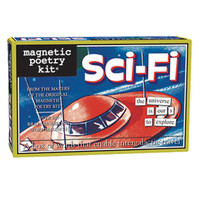 Sci Fi Magnetic Poetry Kit