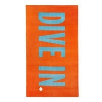 kate spade | dive in beach towel