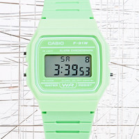 Casio Digitale Armbanduhr in Grün - Urban Outfitters