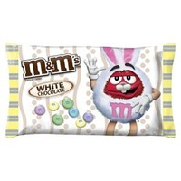 M&M's White Chocolate Easter Candies 9.9 oz