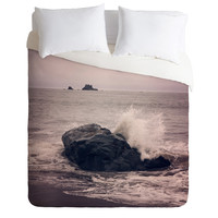 Catherine McDonald Northern California Beach Duvet Cover