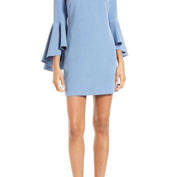 Milly Nicole Italian Cady Shift Dress | Nordstrom