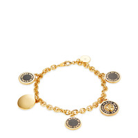 Marc by Marc Jacobs Jewelry Women's Collected Charms Bracelet - Black