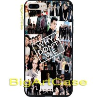 Hot Why Don't We Band Collage Art Print On CASE COVER iPhone 6s/6s+/7/7+/8/8+, X