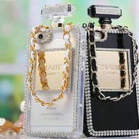 fashion perfume bottles samung galaxy note4 case iphone 6 case iphone 6 plus case iphone 5 case iphone 5C case samsung galaxy s3/s4/s5 note2