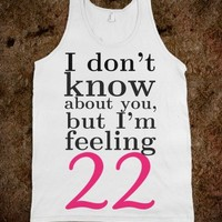 22 (pink) - Righteous