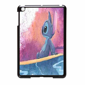 Stitch Surfing iPad Mini Case