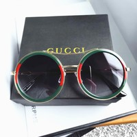 GUCCI Fashion New Polarized Travel Sunscreen Leisure Eyeglasses Glasses
