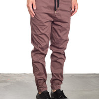 Bedford Jogger - Deep Wine