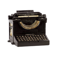 Typewriter Accent Piece