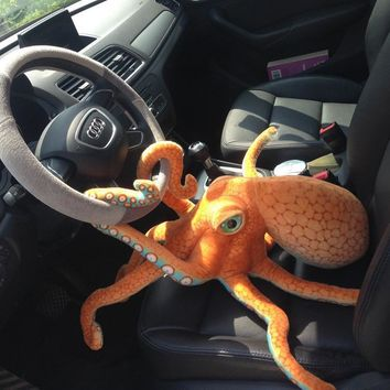 Giant Octopus Plush Toy
