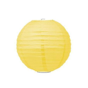 Small Paper Lantern - Sunflower (Pack of 1)