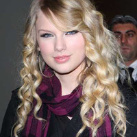 "20""?Long Curly With Bangs Synthetic Wigs for Women Blonde"